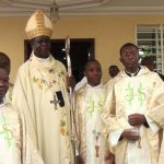 Mons. Samuel Kleda, Arzobispo de Douala, Camerún.