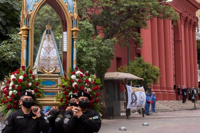 Virgen del Valle Argentina