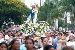 Más de 100 mil fieles son esperados para la Fiesta de Nuestra Señora de los Navegantes en Puerto Alegre, Brasil