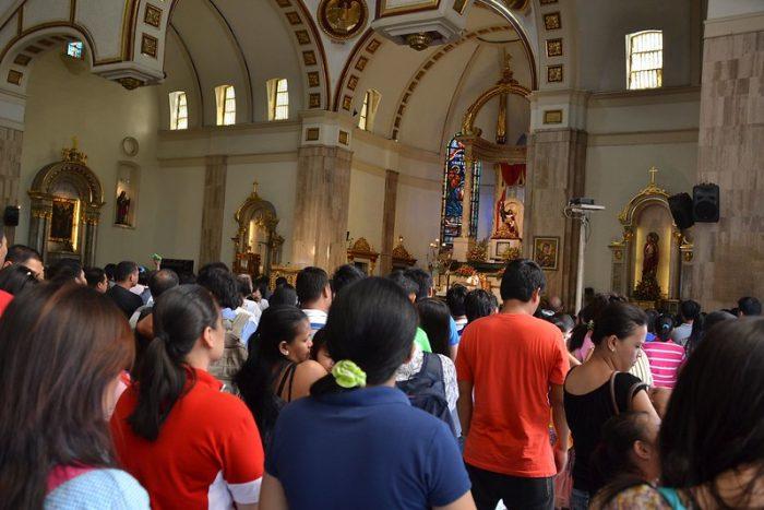 REABRIR TEMPLOS FILIPINAS GAUDIUM PRESS