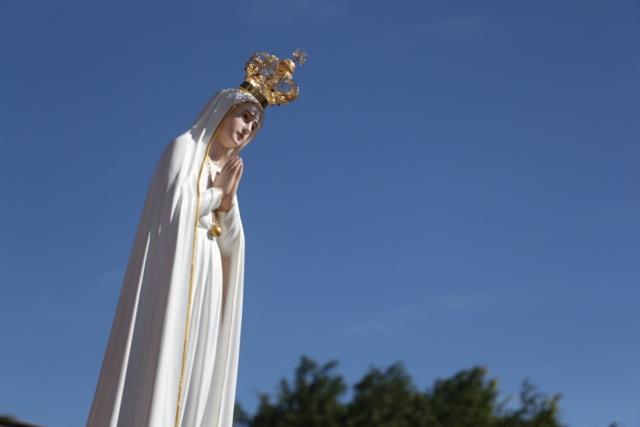 Virgen de Fátima - foto - Javier Ocampo Zuluaga por Cathopic